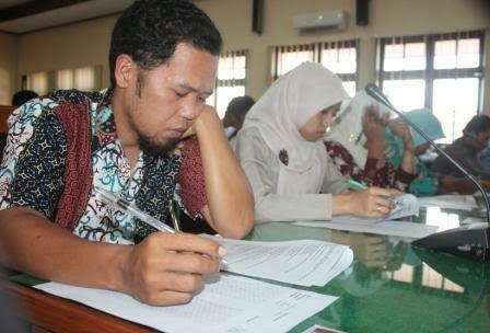 Berita foto dan video terkini sinar NGAWI: Inilah nama-nama yang lolos tes tertulis calon Panwascam Kabupaten Ngawi