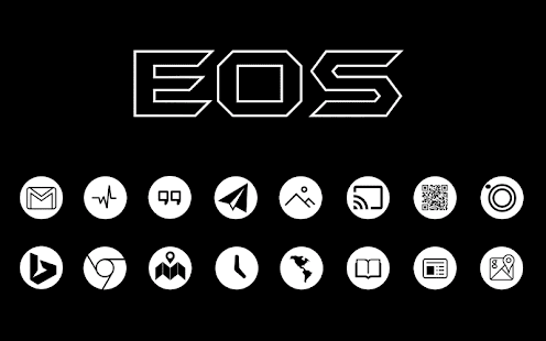 Eos - Icon Pack- screenshot thumbnail