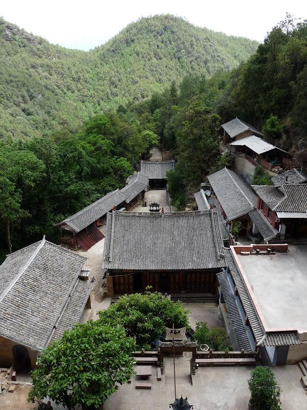 Chine . Yunnan.SHA XI 2 et retour à Lijiang - P1250007.JPG