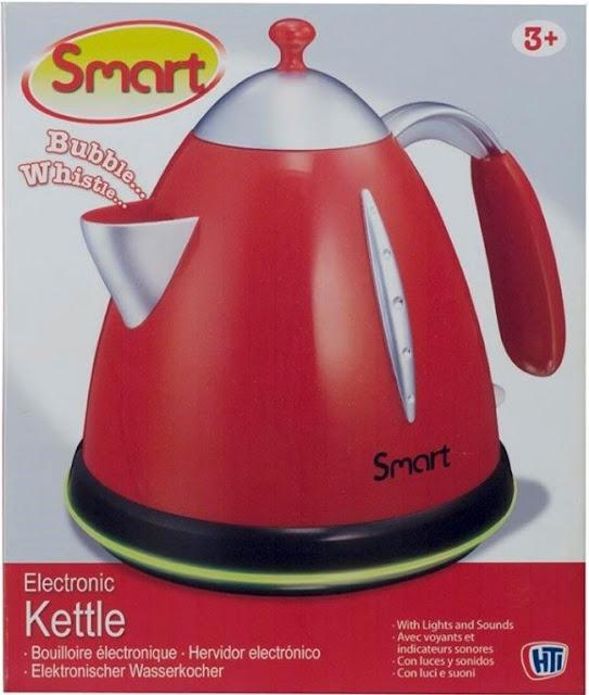 Ấm nước thông minh Smart Electronic Kettle cho bé tập làm người lớn