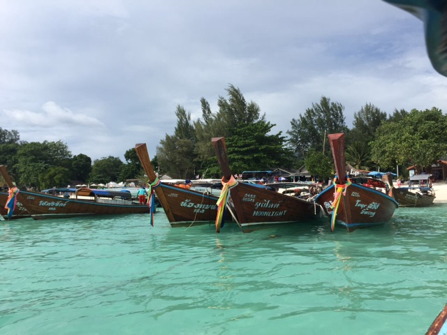 how to go koh lipe from penang