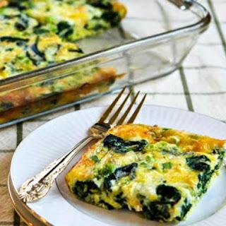Spinach Mozzarella Bake Recipes.
