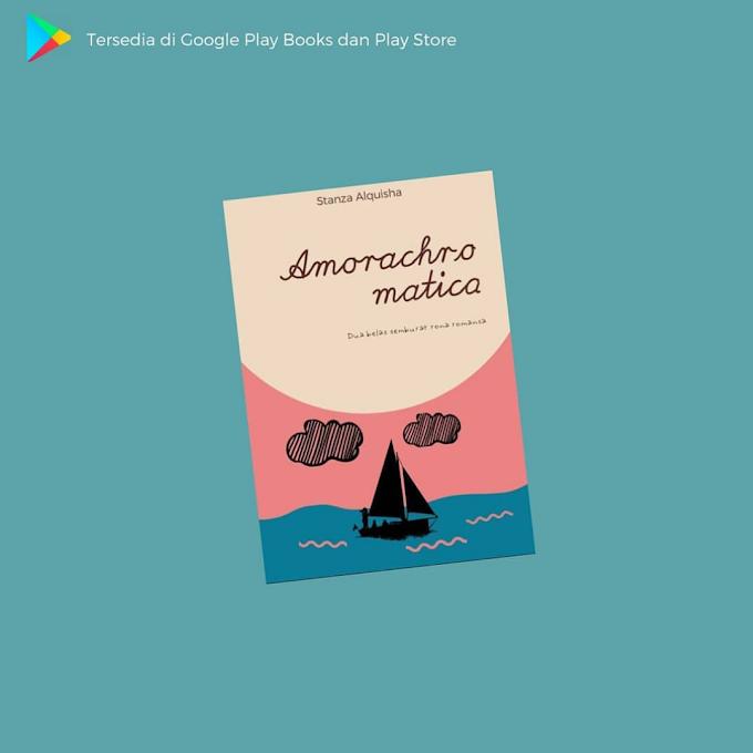 Buku Amorachromatica karya Stanza Alquisha