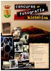 Concurso de fotografía histórica. Cartel realizado para el Municipio de El Gastor y Finca La Donaira