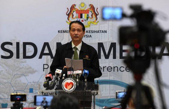 Puncak Pandemi di Malaysia Diprediksi September, 24 Ribu Kasus Sehari