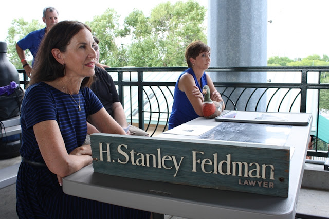 The CLE honored attorney Stanley Feldman who died of brain cancer on June 30, 2014.