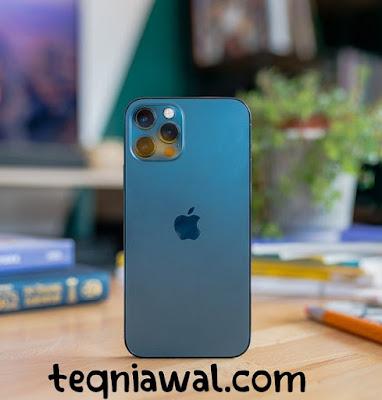 iPhone 12 Pro - أفضل هواتف 2022