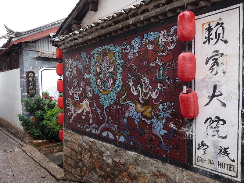 Chine . Yunnan.SHA XI 2 et retour à Lijiang - P1250400.JPG
