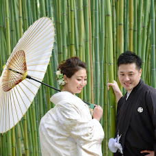 Wedding photographer Kazuki Ikeda (kikiphotoworks). Photo of 13.01.2019