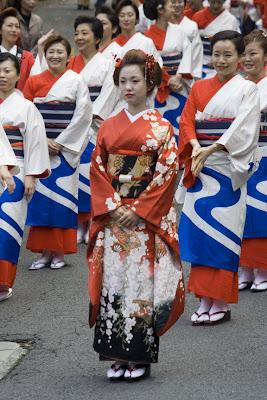 Geisha, Hakone