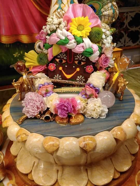 ISKCON Hungary Deity Darshan 26 Dec 2015 (5)