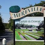 Panneau d'accueil de Méréville