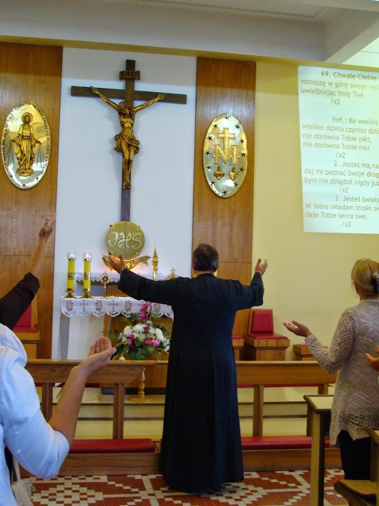 2014 Rekolekcje - Podwyższenie Krzyża Świętego w Częstochowie - DSC05814.JPG