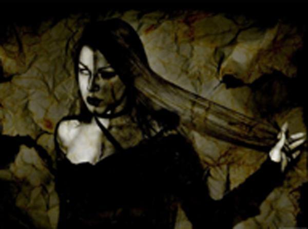 Gloomy Gothic Girl, Gothic