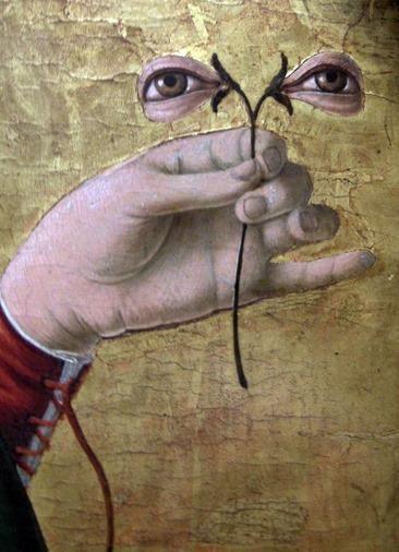 Francesco del Cossa - Santa Lucia