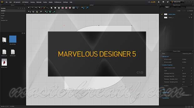marvelous designer 5 crack torrent