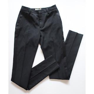 Saint Laurent Tuxedo Trousers