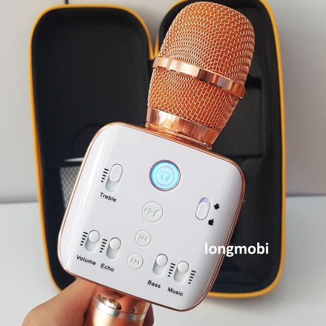 micro karaoke cho dien thoai mailian m2