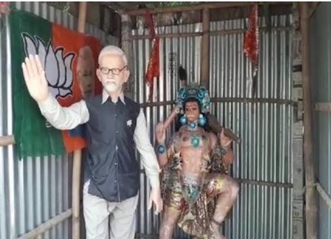 नरेंद्र मोदी को भगवान मानते हैं बिहार में इस गांव के लोग, मंदिर में लगा रखी है प्रतिमा