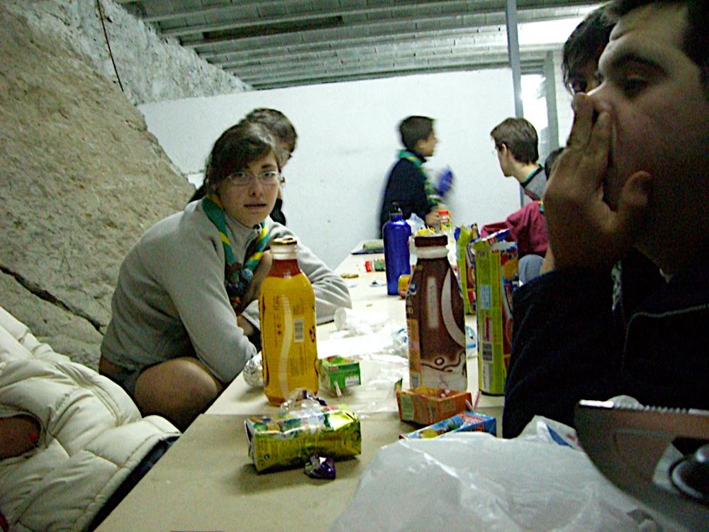 Refugi de Bellmunt 2005 - CIMG4685.JPG