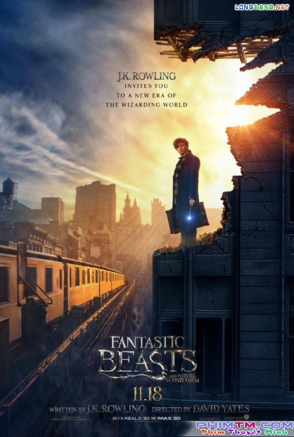 Lộ dấu hiệu Bảo bối tử thần trong Fantastic Beasts and Where To Find Them - Ảnh 1.