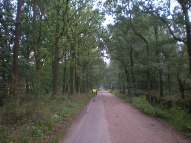 Marche Kennedy (80km) de Bergeijk (Nl): 16-17/09/2011 DSCN7156