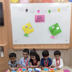 Makar Sankranti Celebrated by Nursery Evening Section at Witty World, Chikoowadi (2017-18)