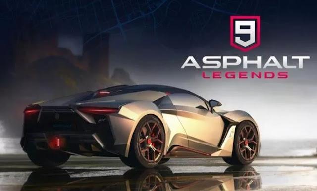 Asphalt 9 Legends İle Güncelleme