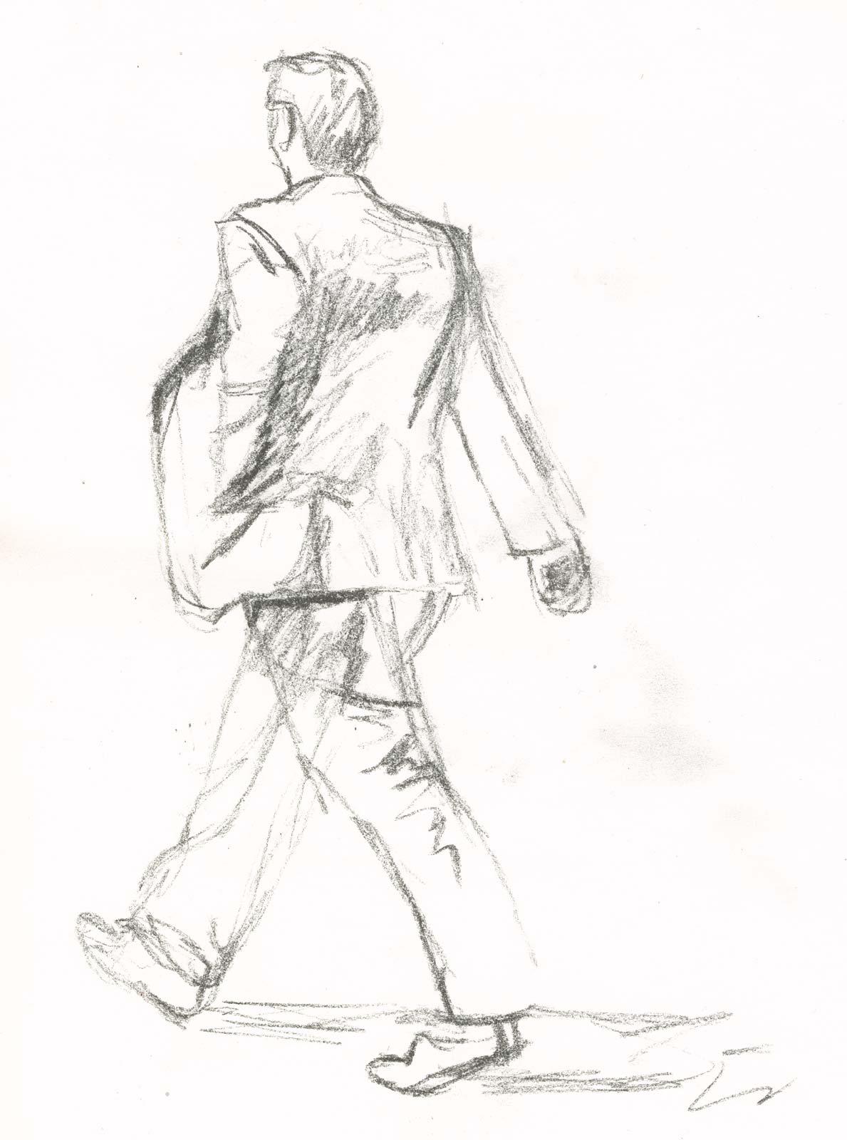 240 man walking