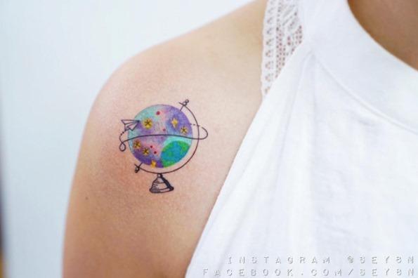 O lúdico globo