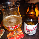 Sloeber Biertje at De Zotte in Amsterdam, Noord Holland, Netherlands