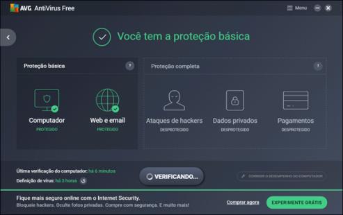 AVG Free Antivirus 2017