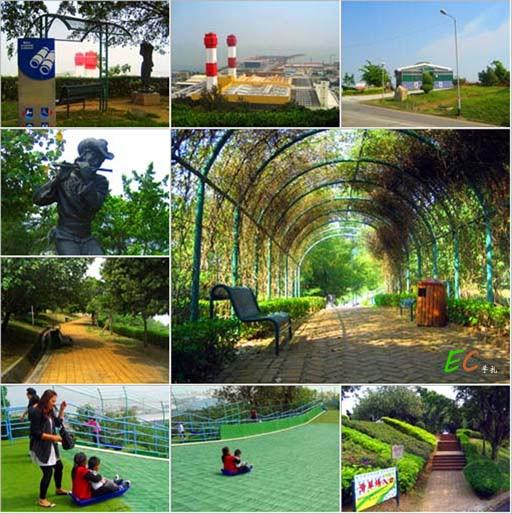 ECNote 生態文化手扎: 大潭山郊野公園﹛康樂:建設:郊野: 仔:澳門﹜