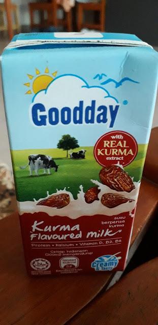 Goodday Susu Kurma