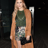 OIC - ENTSIMAGES.COM - Ashley James at the  Eating Happiness - VIP film screening in London 25th January 2015 Photo Mobis Photos/OIC 0203 174 1069