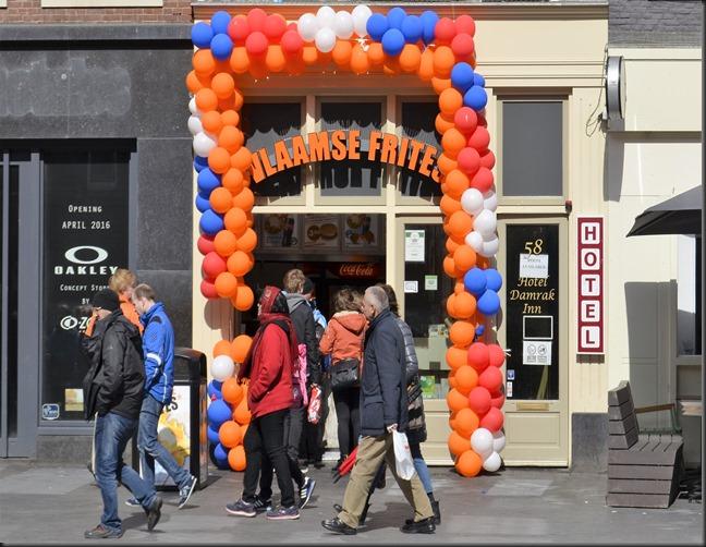 Dia do Rei - Amsterdam 9