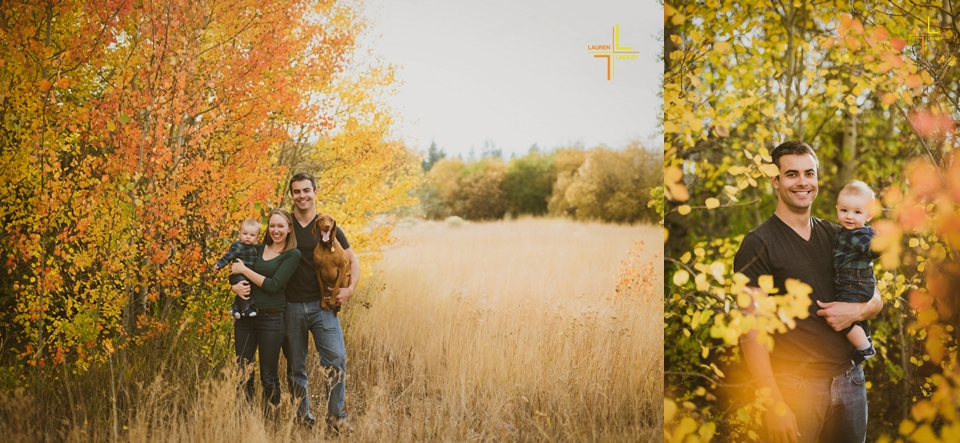 Fall Portraits in Tahoe