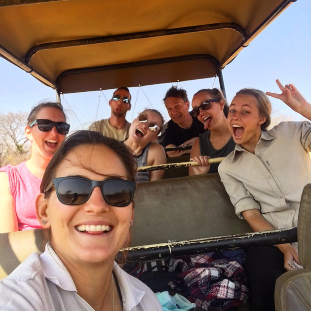 lifestyle travel blog volunteer south africa safari