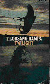 Cover of Tuesday Lobsang Rampa's Book Twilight