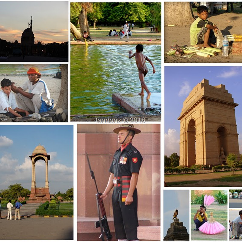 Photowalk–India Gate (World Photo-walking Day, 2009)