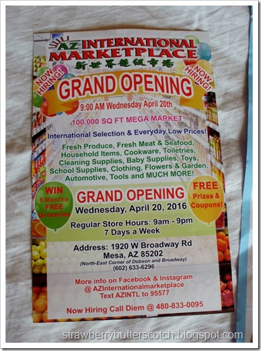 Super Cute Shopping! AZ International Marketplace Grand Opening