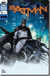 DC Comics Batman Issue No 038 cover 2
