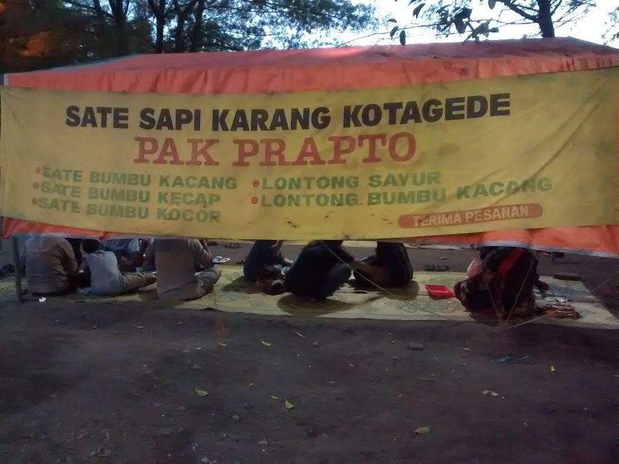 Sate Karang Pak Prapto