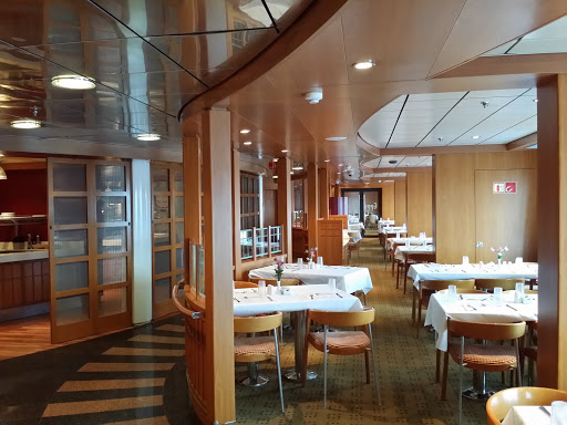 Restaurant options aboard the Marine Atlantic Ferry. Every Journey Matters: Marine Atlantic Ferries to Newfoundland
