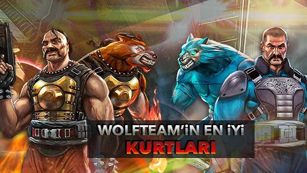 Wolfteam Joygame GooglePlus  Marka Hayran Sayfası