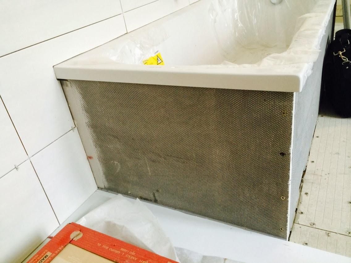 Rénovation d'une salle de bain avec une douche attenante à une ...
