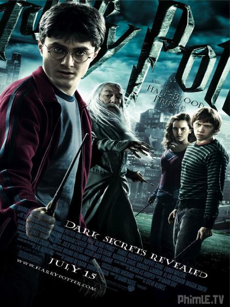 Phim Harry Potter và gã hoàng tử lai HTV3 Lồng Tiếng - Harry Potter And The Half-blood Prince - Lồng tiếng
