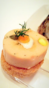 Heathman Beaujolais Nouveau 2015 Passed Hors D'Oeuvres included Smoked White Fish Mousse with Caviar and more