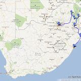 Suedafrika: Durban - Swaziland - Kruger Nationalpark - Johannesburg