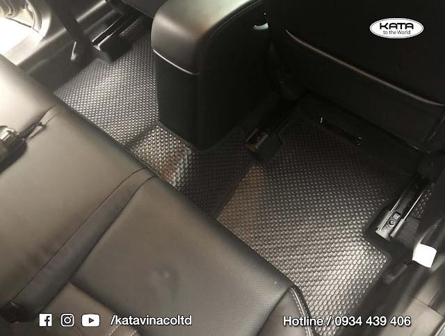 Thảm lót sàn Mazda CX3 2021